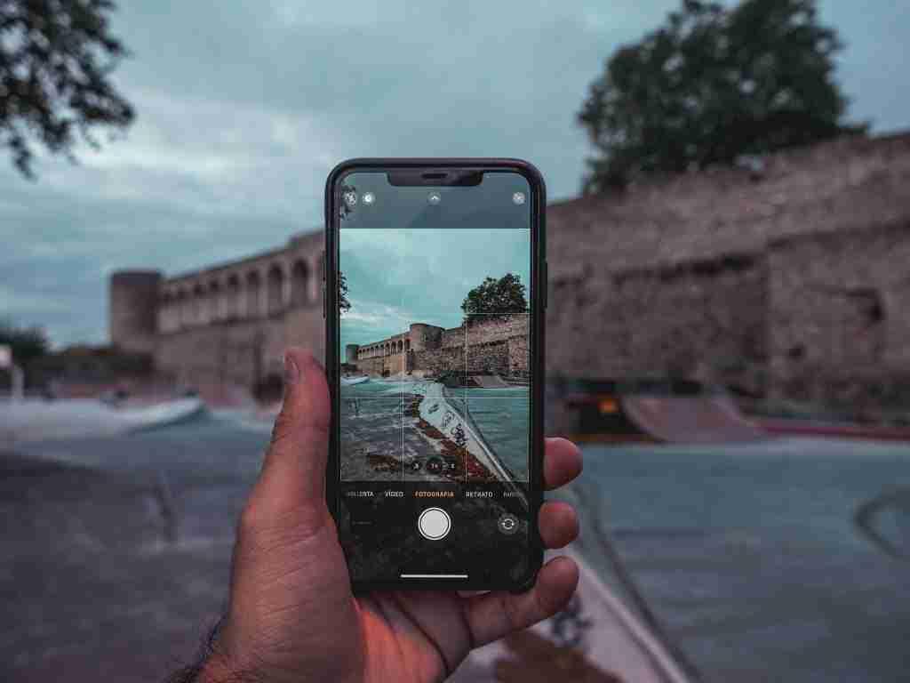 qualità fotocamera iphone 11 pro max