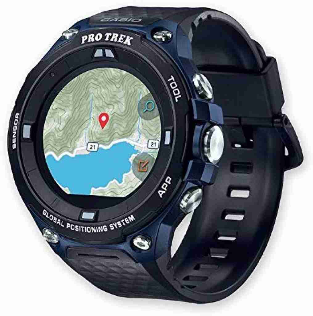 Smartwatch Casio WSD-F20A