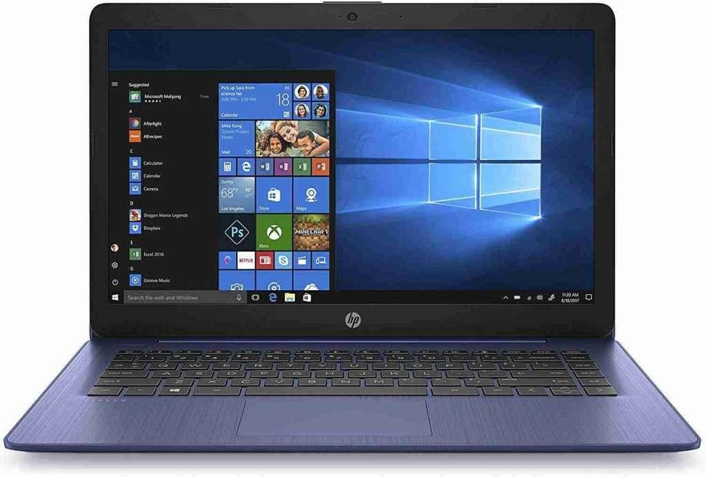 HP 14-ds0006nl Stream Notebook