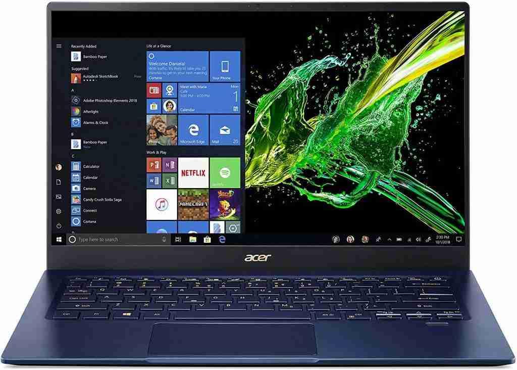 Acer Swift 5 - Versione Aggiornata