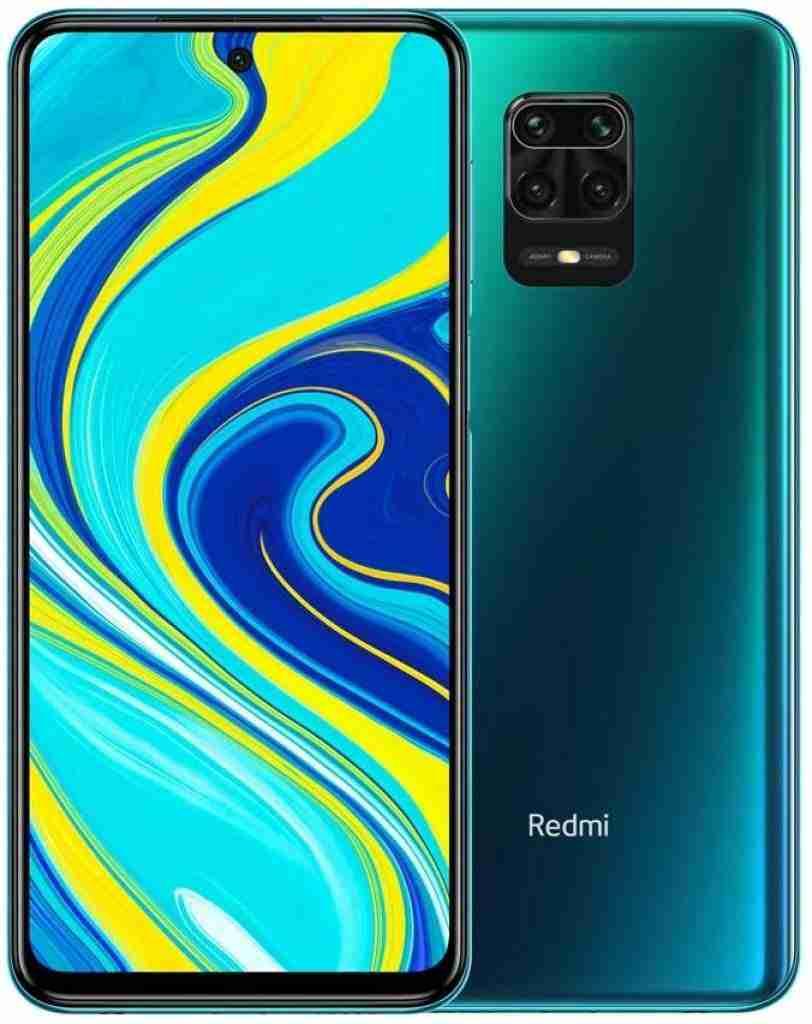 redmi note 9s, miglior smartphone redmi per autonomia/batteria