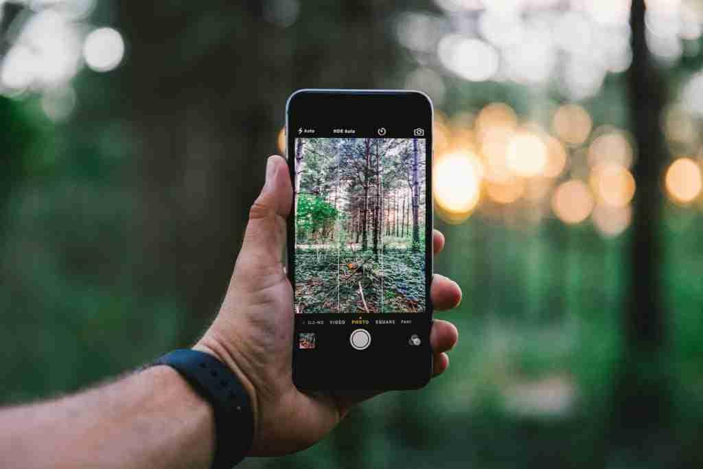 fotografia con iphone 11 pro max