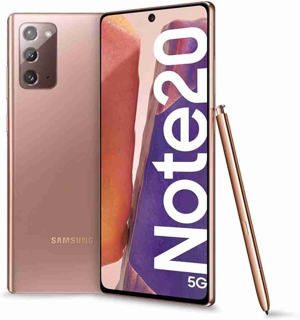 samsung galaxy note 20 versione 5g