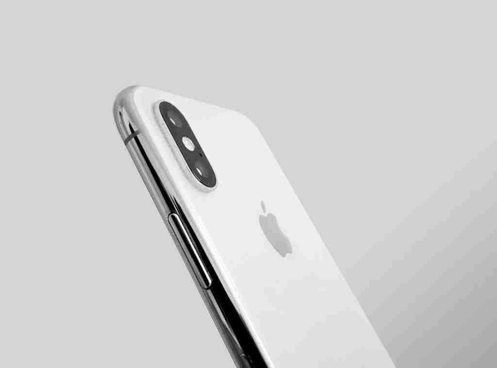 costruzione e design apple iphone x