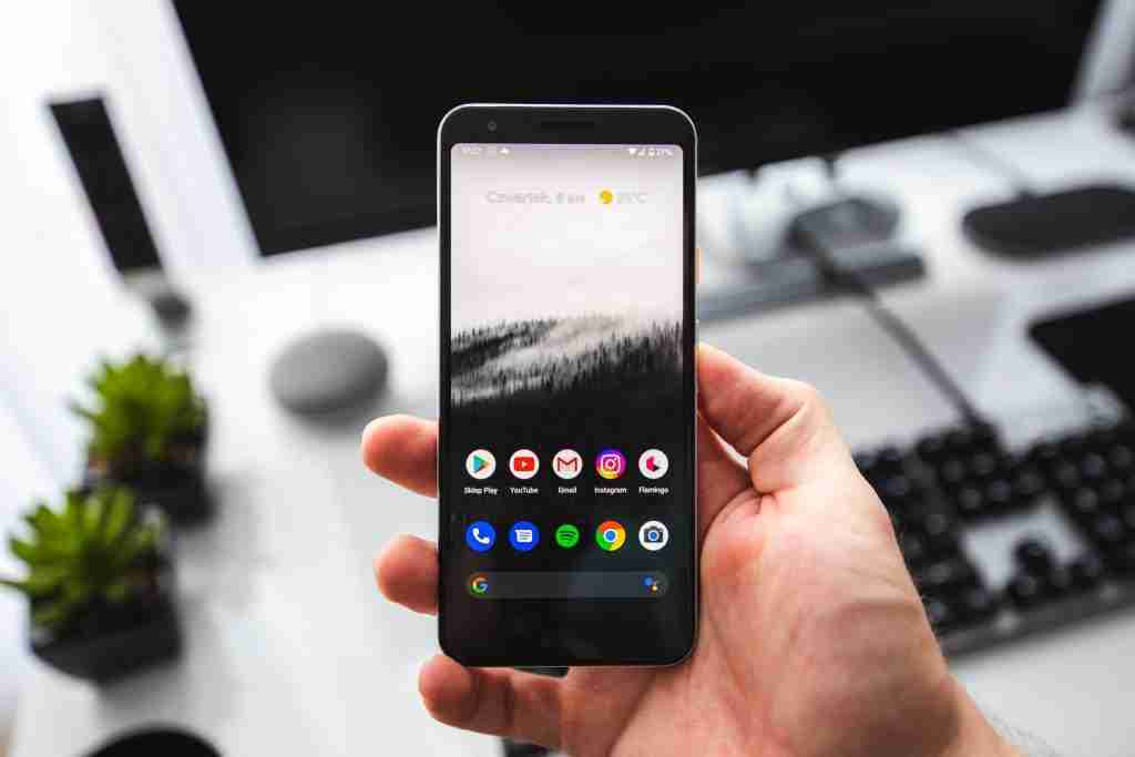 display google pixel 3a