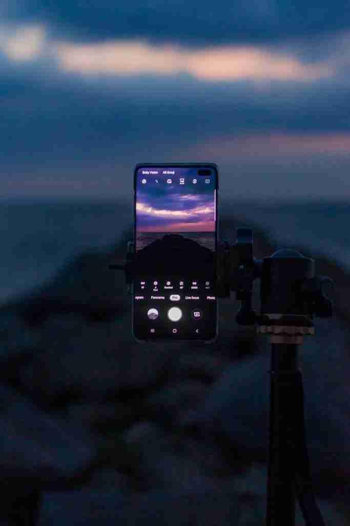 fotografia e video samsung galaxy s10 plus