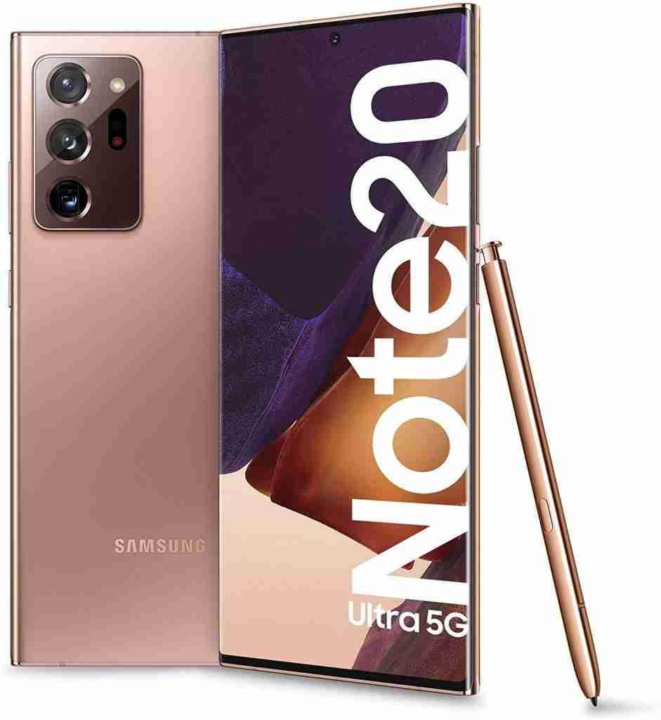 samsung galaxy note 20 ultra versione 5g