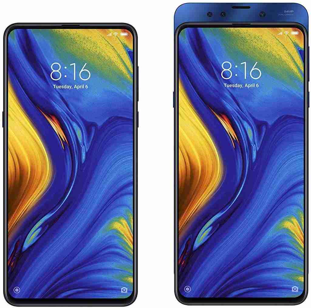 xiaomi mi mix 3 5g, miglior dispositivo di fascia media 5g